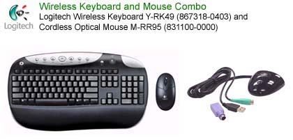 logitech drivers keyboard and mouse