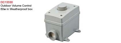 Speaker Volume Control - DC13330